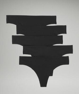 InvisiWear String Unterwäsche mit mittelhohem Bund *5er-Pack Nur online erhältlich