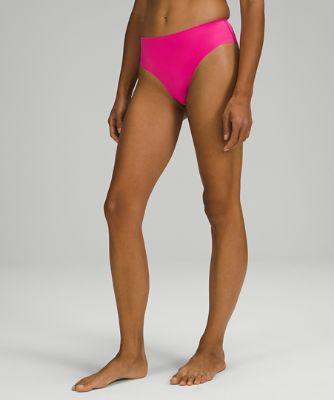 InvisiWear Mid Rise Cheeky Bikini Underwear 3 Pack