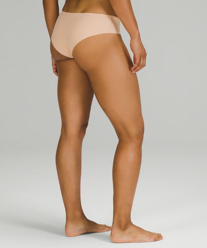 InvisiWear Mid Rise Cheeky Bikini Underwear