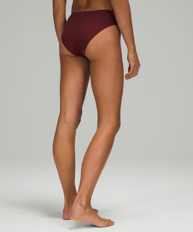 InvisiWear Mid Rise Bikini Underwear*5 Pack