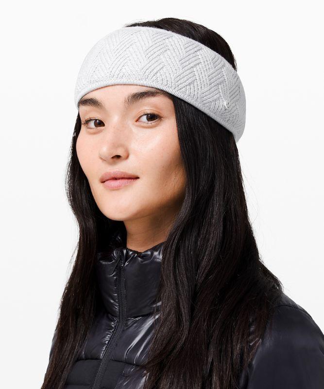 Sherpa Weave Earwarmer