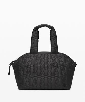 Quilted Embrace Tote *20L