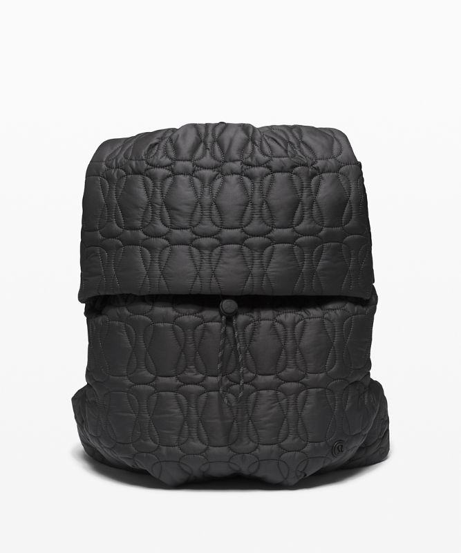 Quilted Embrace Backpack 13L