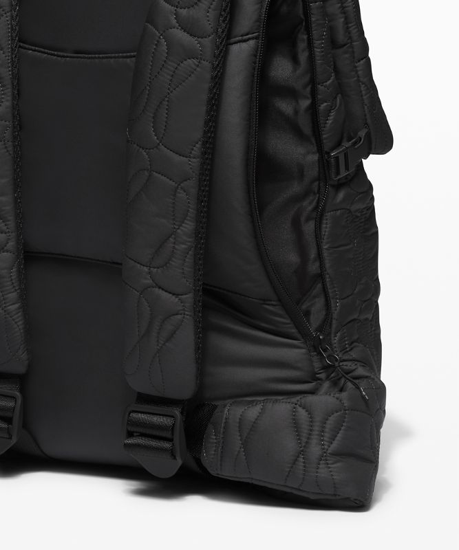 Quilted Embrace Backpack *13L
