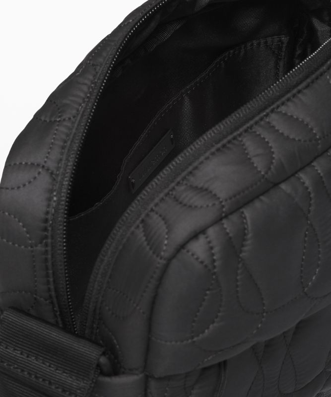 Quilted Embrace Crossbody 4L