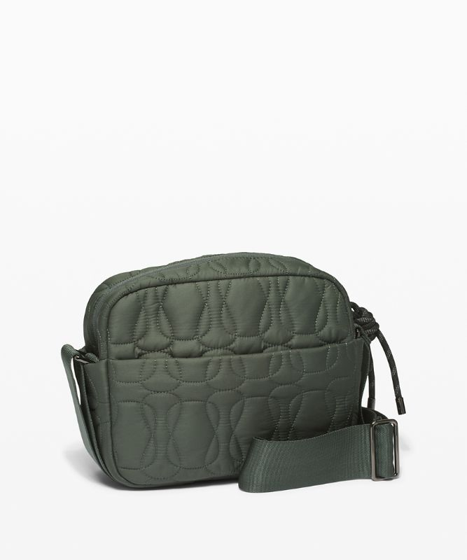 Quilted Embrace Crossbody *4L