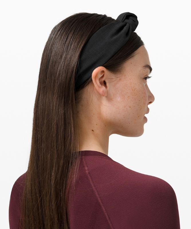 Knot Stopping Headband