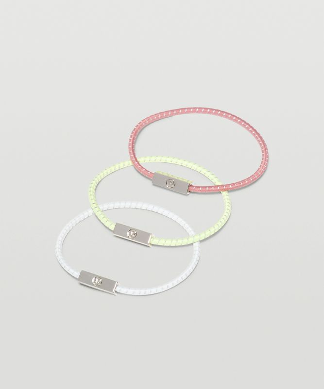Sleek and Strong Hair Ties *3P