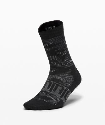 Daily Stride Crew Sock *Camo