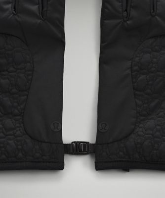 Insulated Quilted Gloves