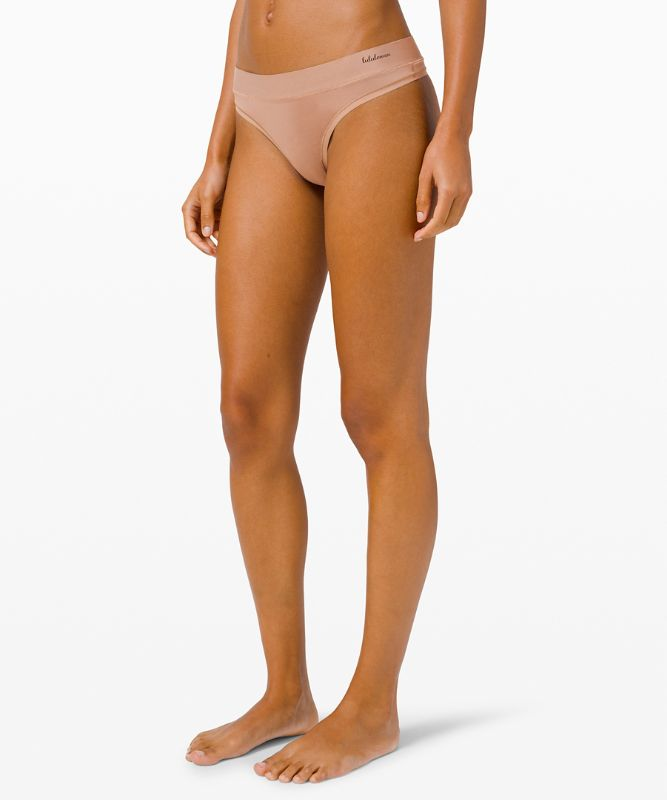 Soft Breathable Thong 5 Pack *Online Only