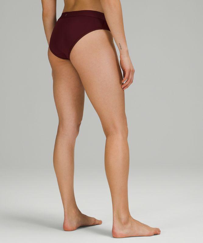 UnderEase Mid Rise Bikini Underwear*5 Pack