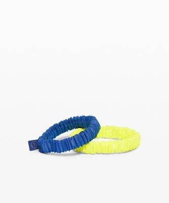 Skinny Scrunchie Power Mesh *2 Pack