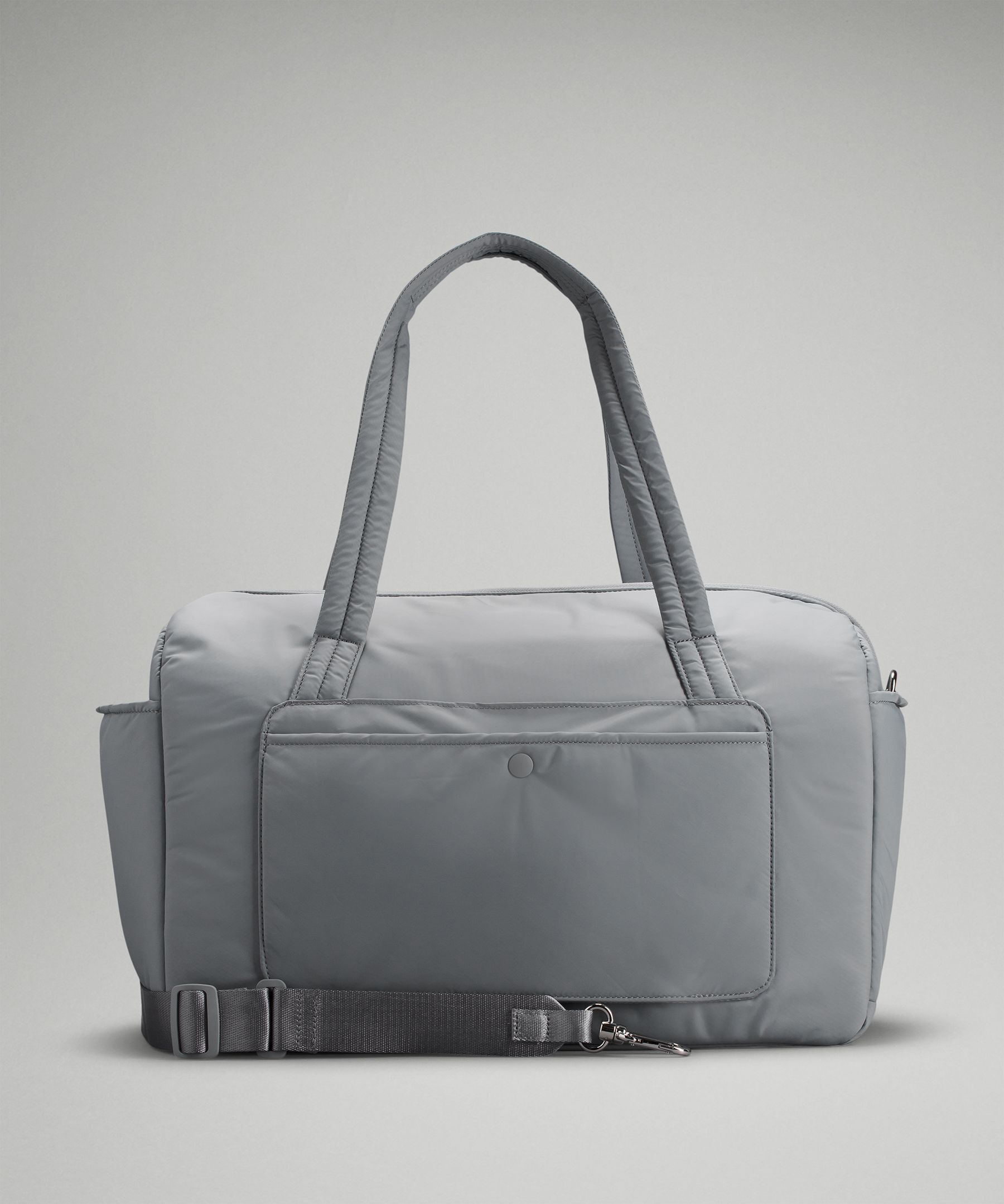 Curved Lines Duffle