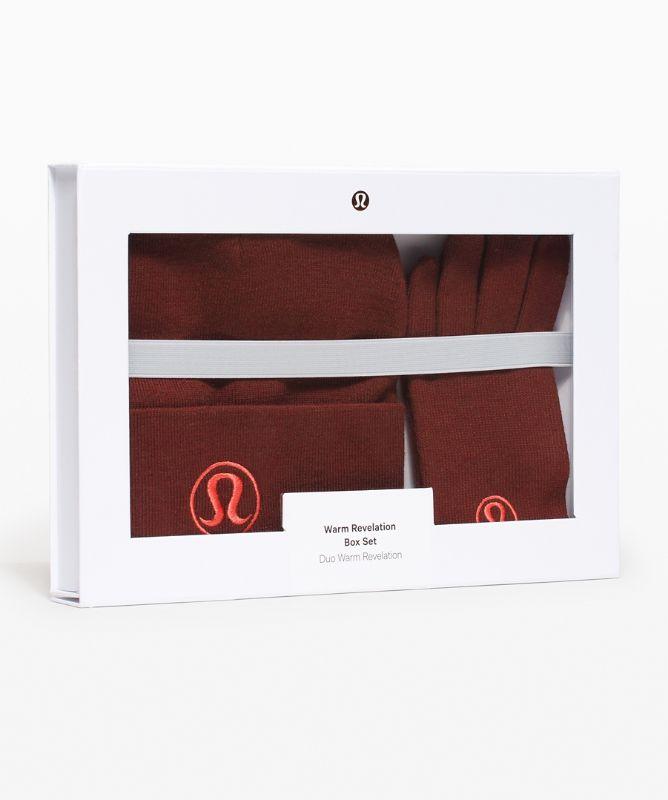 Warm Revelation Box Set
