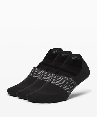 Power Stride Women's No Show Sock with Active Grip