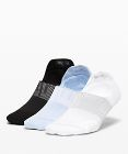 Power Stride No-Show Sock with Active Grip *3 Pack