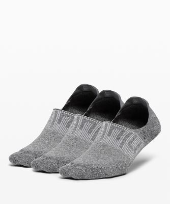 Chaussettes invisibles Power Stride avec Active Grip *Anti-odeurs Trio