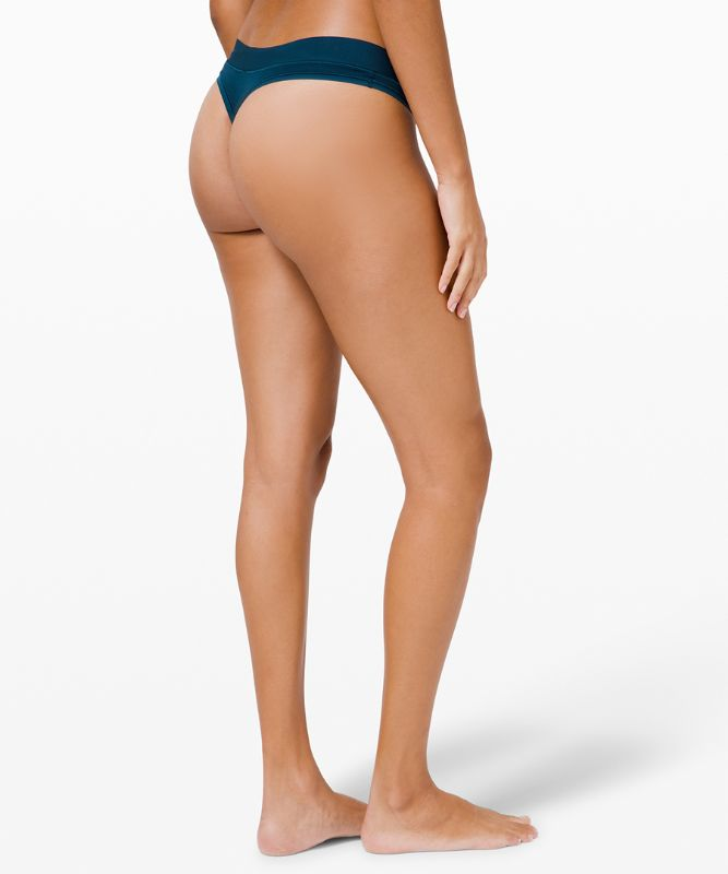 Soft Breathable Thong *3pack