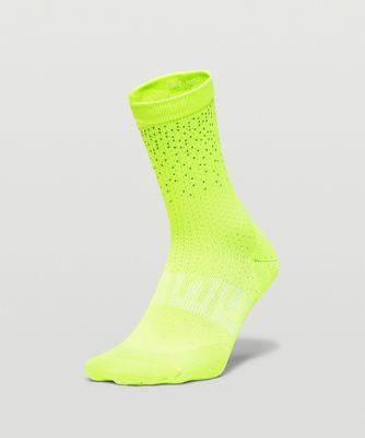 Power Stride Crew Socken *Reflektierend