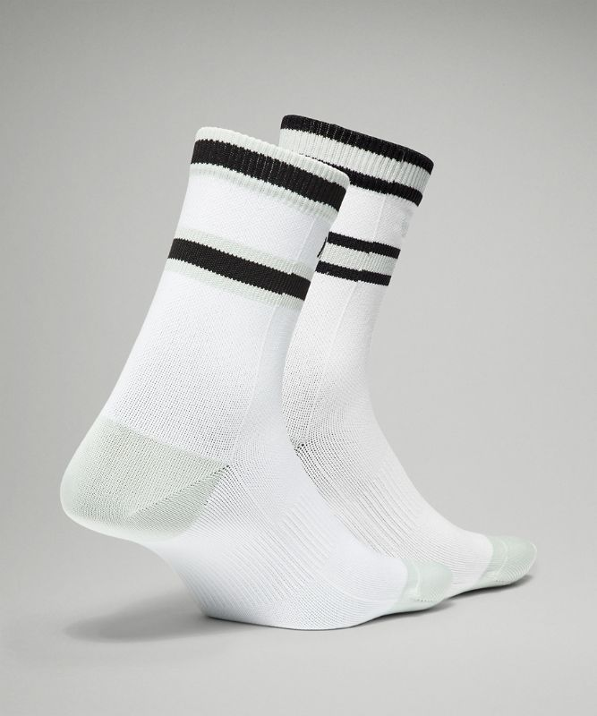 Tale to Tell Women's Mid Crew Sock 2 Pack
