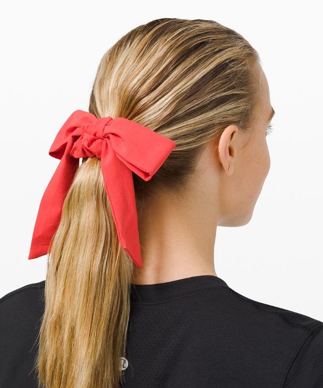 Uplifting Scrunchie *Big Bow