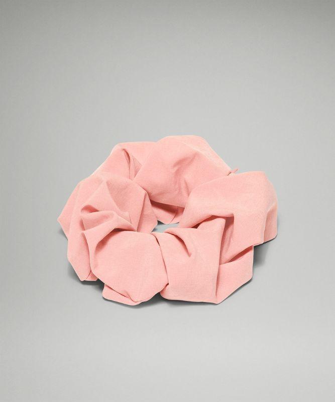 Uplifting Oversized Scrunchie