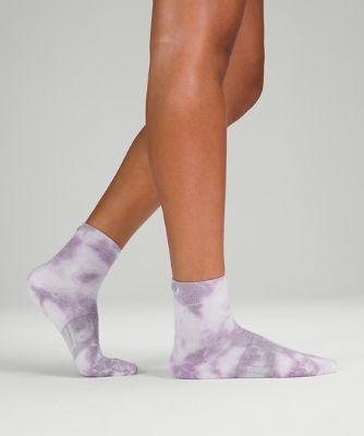 Daily Stride Mid-Crew Sock *Tie Dye