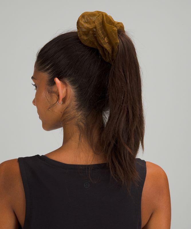 Uplifting Scrunchie *Oversized