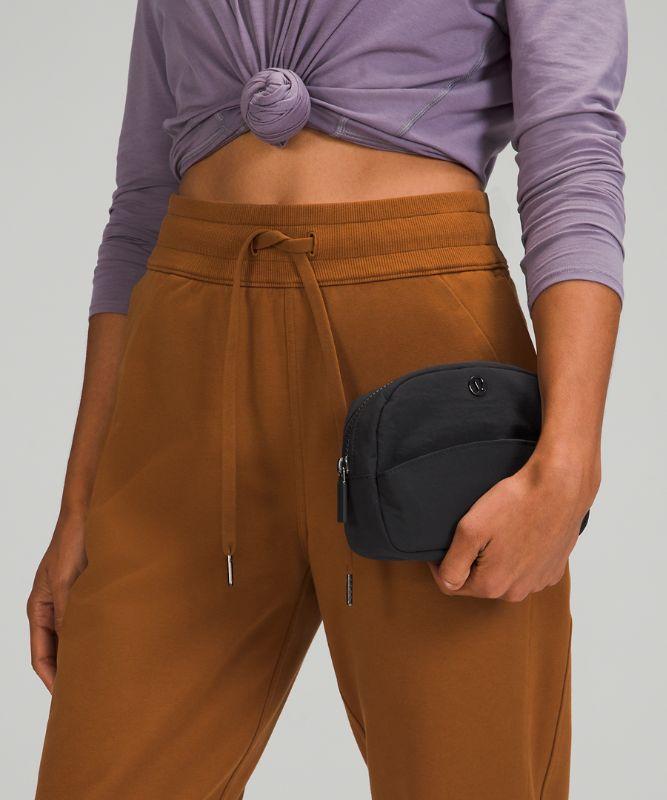 Pochette à double zip *Mini