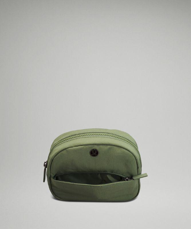 Beutel mit Doppelreißverschluss *Mini