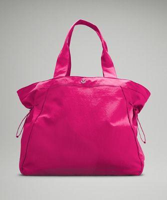 Side-Cinch Shopper Bag 18L