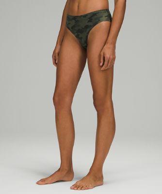 InvisiWear Mid-Rise Cheeky Bikini Underwear