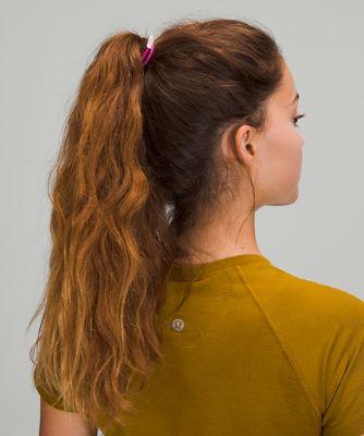 Sleek and Strong Hair Ties