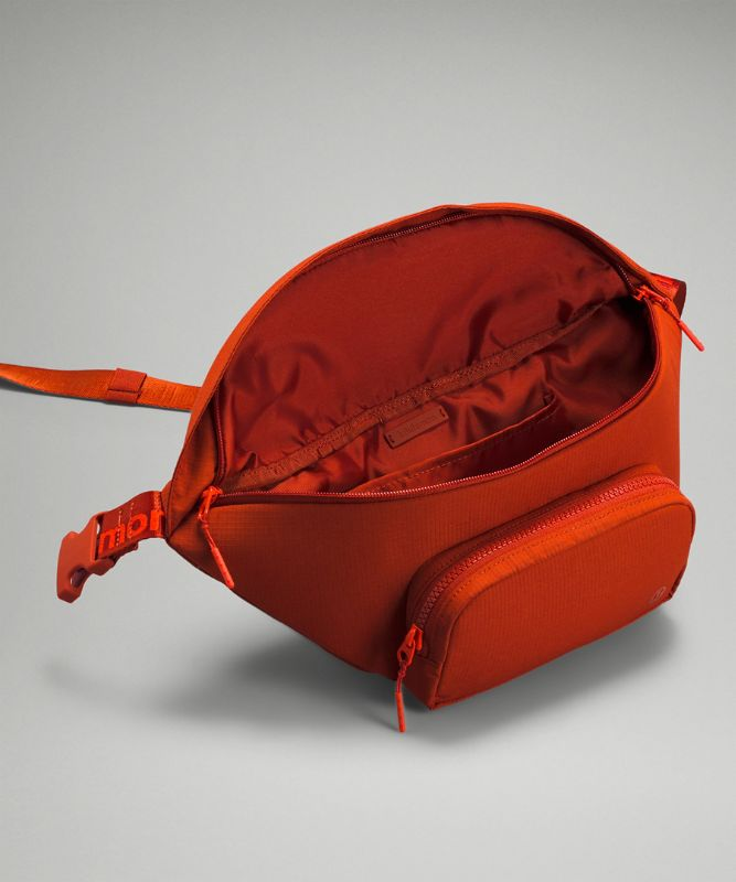 The Rest is Written Belt Bag