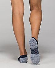 W Ultimate Padded Run Sock