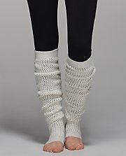 Mind Your Practice Leg Warmer
