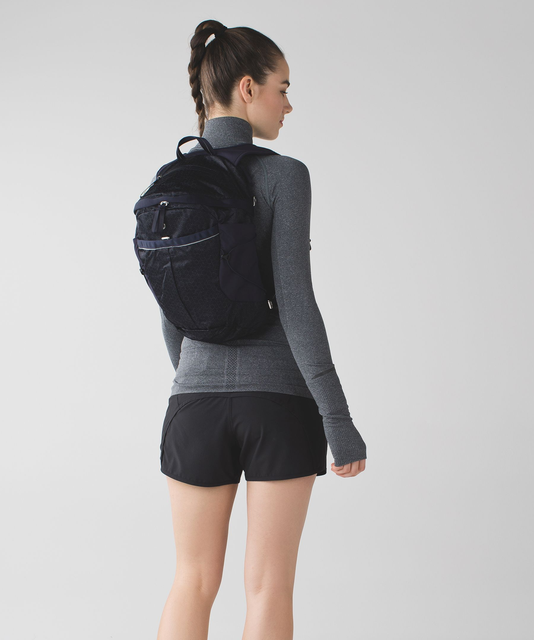 Run All Day Backpack *Reflective