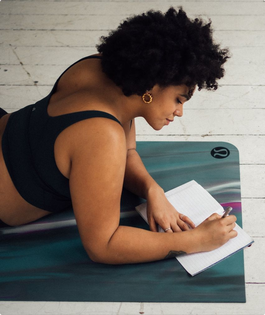 How to get started with journaling.