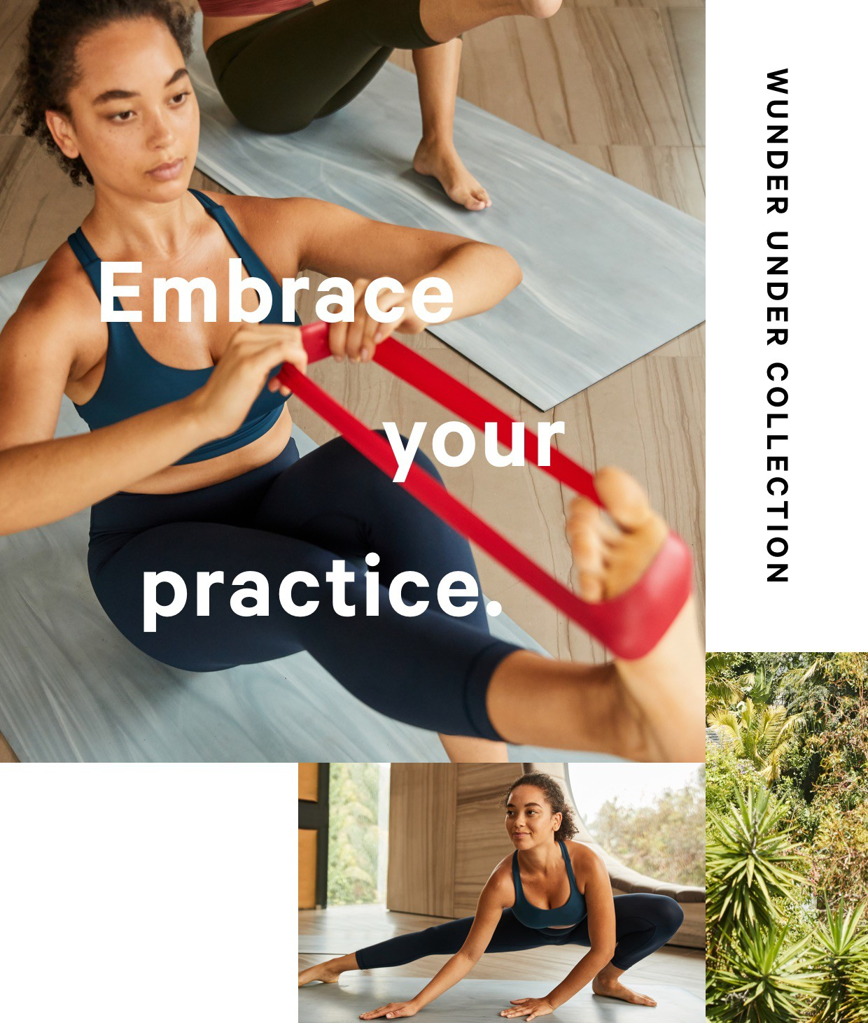 EMBRACE YOUR PRACTICE