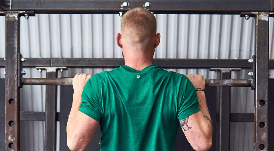 How To Reach Peak Pull-Up