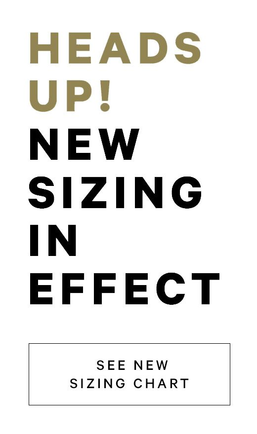 men's new sizing for fixed waist