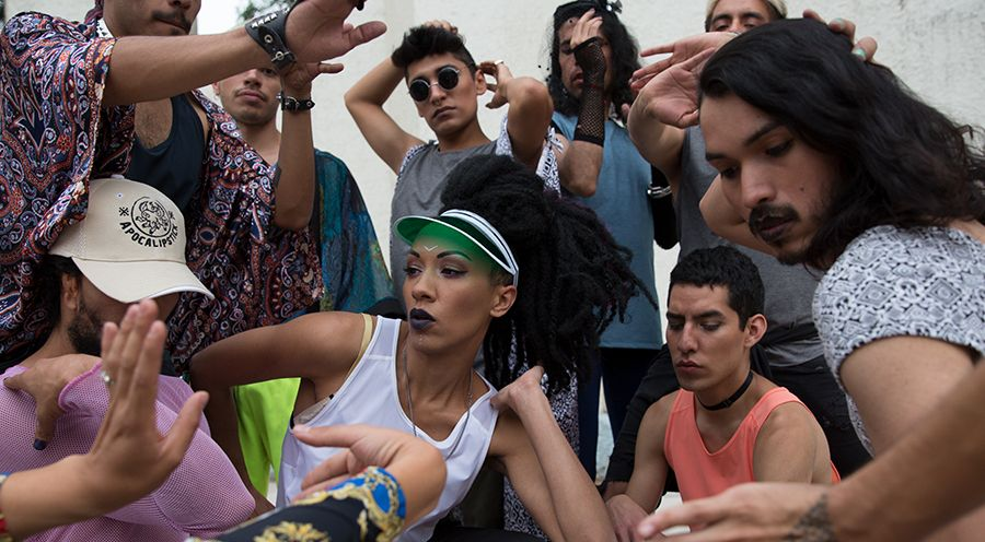 Mexico City is Voguing