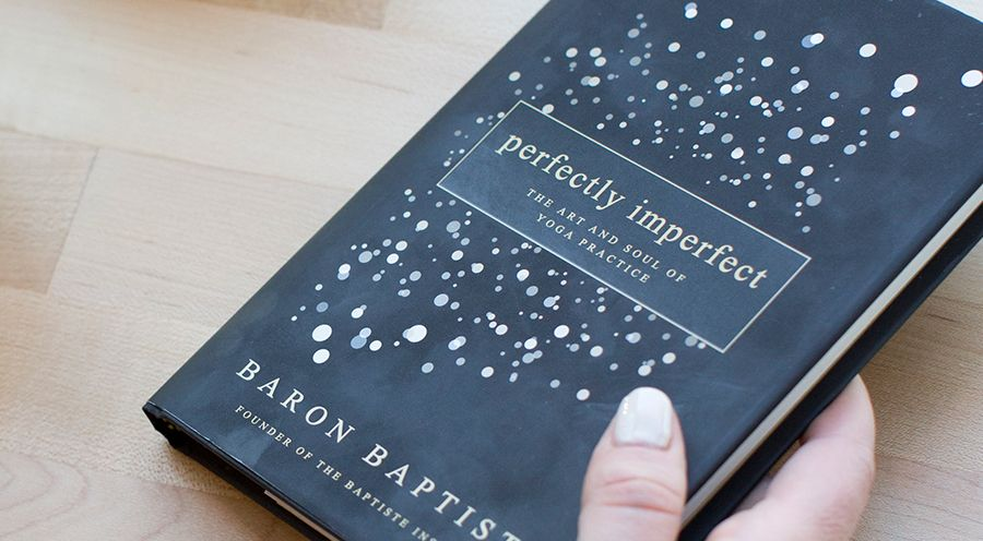 We Read You: Perfectly Imperfect by Baron Baptiste