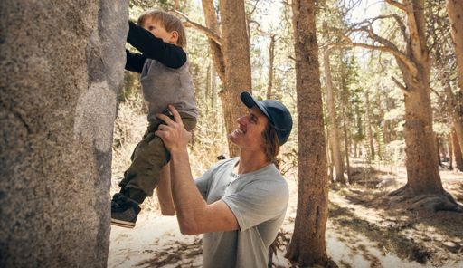 Build for everyday comfort (just like dad). ​