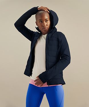 Down For It All Jacket