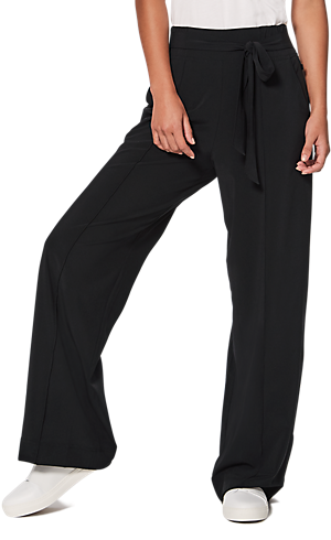 542aeefb2206d 1 3 view of women s lower body wearing black wide leg pants