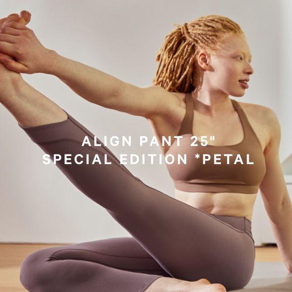 "ALIGN PANT 25"" SPECIAL EDITION *PETAL"