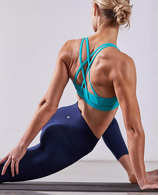 Yoga Clothes + Running Gear