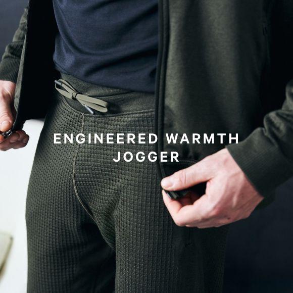 ENGINEERED WARMTH JOGGER